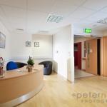Royal Bournemouth Hospital Ward Reception