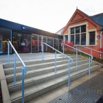 Exterior of the Isle of Wight Studio School