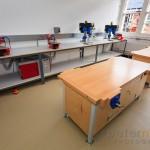 Engineering workshop at Isle of Wight Studio School