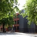 Exterior of Portsmouth Grammar School New Science Block