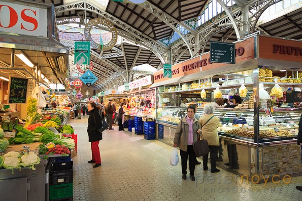 Mercado Central - The Central Market Valencia