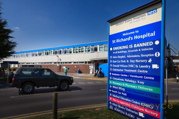 St Richards Hospital Chichester